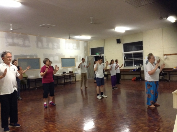 Health Qi Gong and Sun 73 forms Tai Chi
