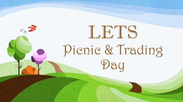 LETS Picnic in the Park & Trading day