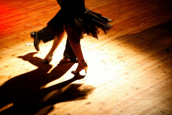 Dance Obsession's Improvers Ballroom