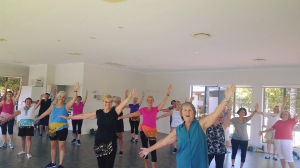 Zumba Gold Dance Fitness For Seniors