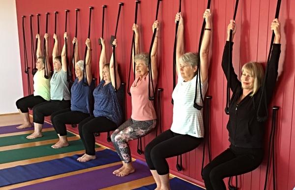 Yoga: Seniors Yoga Class