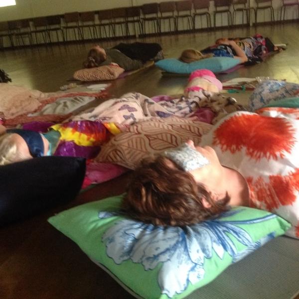 Yoga Nidra Meditation Creations Sundays