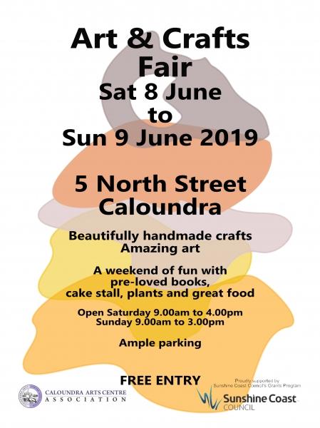 June Fair Caloundra Arts Centre