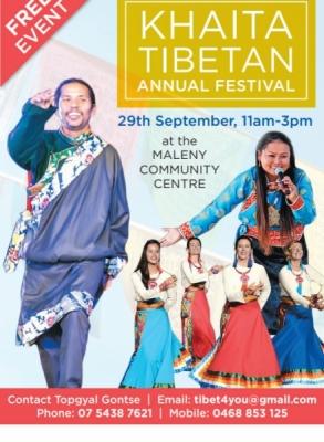 Khaita Tibetan Annual Festival