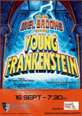 Mel Brooks Hysterical Young Frankenstein