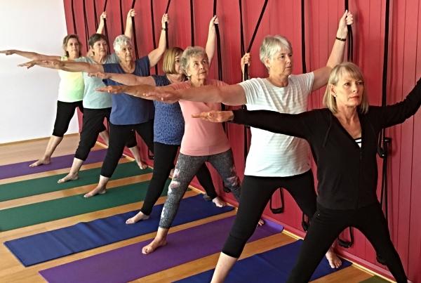 Yoga: Gentle Yoga Class