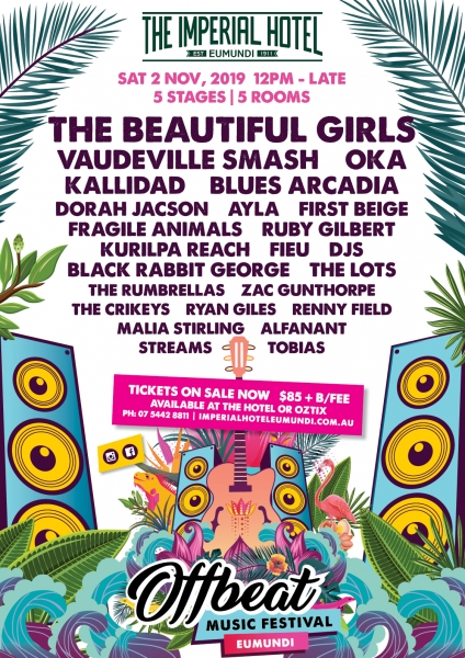 Offbeat Music Festival