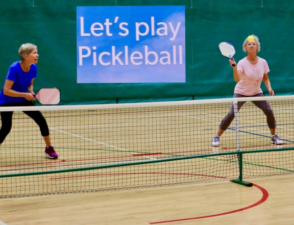 Pickleball Clinic & Beginners Play