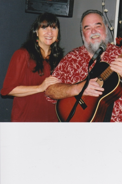 Bob And Joanne Lee At Palmwoods Bowls
