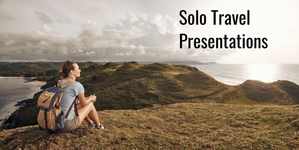 Solo Travel - Alone But Not Lonely