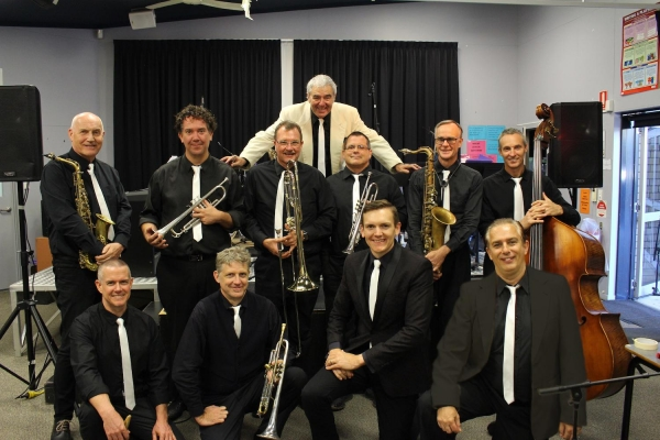 Pete Kelly's Interstate Swing Band