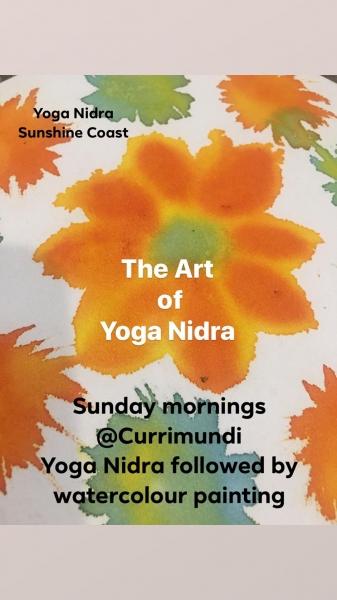 'conscious Rest' Yoga Nidra Sundays