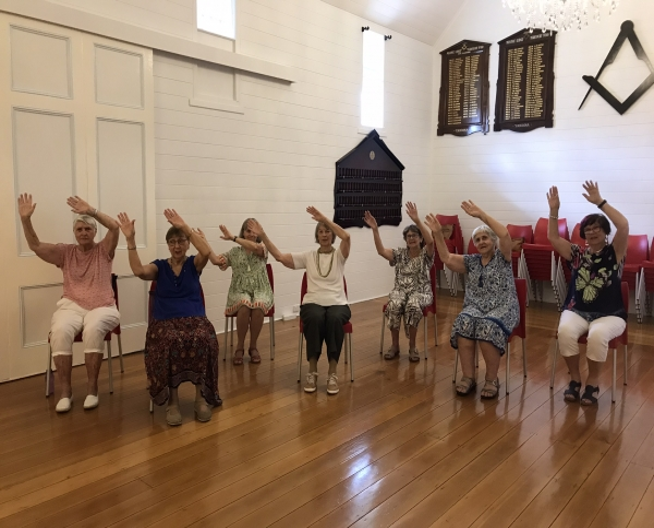 Mobility Dance Class