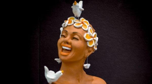 The Sculptured Garden Exhibition