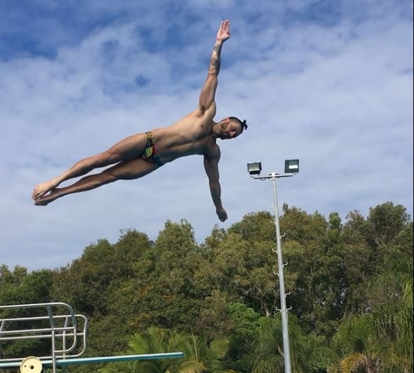 Try Springboard Diving! Adults & Kids