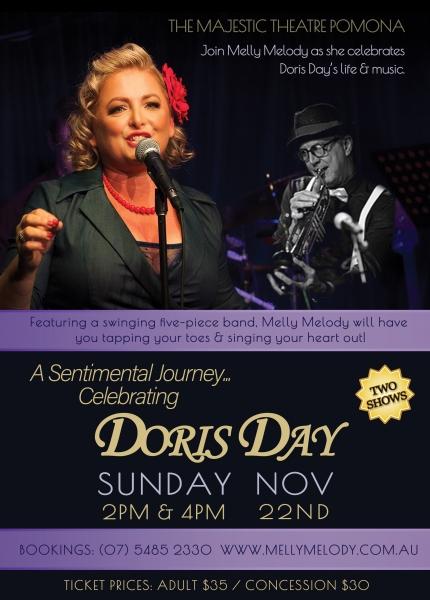 A Sentimental Journey, Celebrating Doris