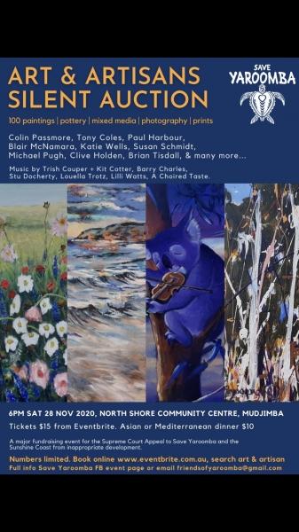 Art And Artisans Silent Auction