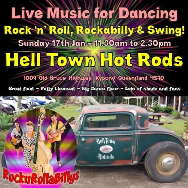 Rock N Roll Dancing