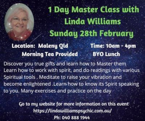 One Day Psychic Master Class