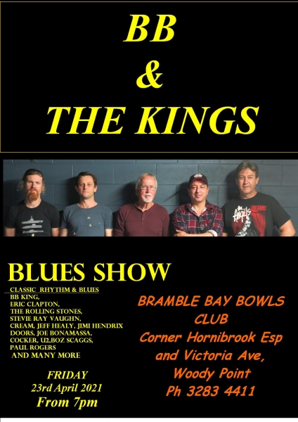 Bb & The Kings - Blues Show