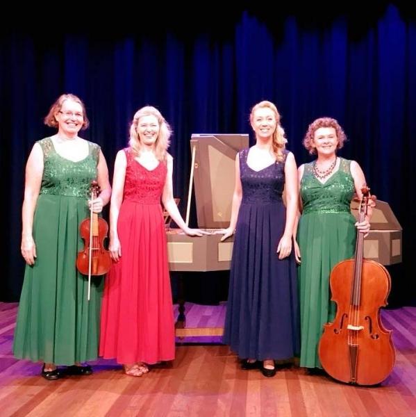 Bach & Vivaldi - The Legends Of Baroque