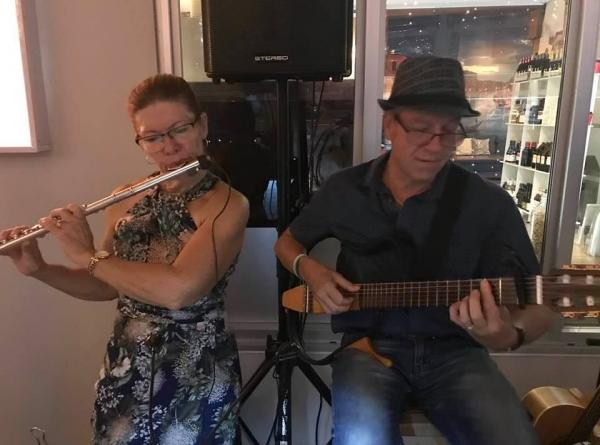 Modal Harmony Guitar & Flute Duo