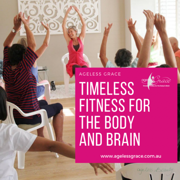Ageless Grace Body Brain Fitness Seated