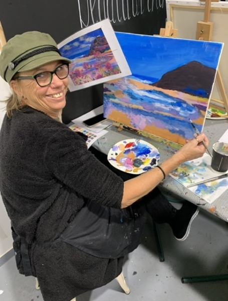 Learn To Paint Classes