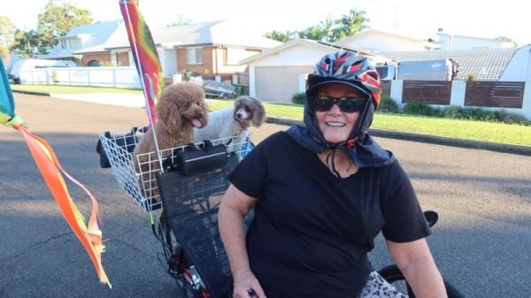 Laid Back Bike Riders