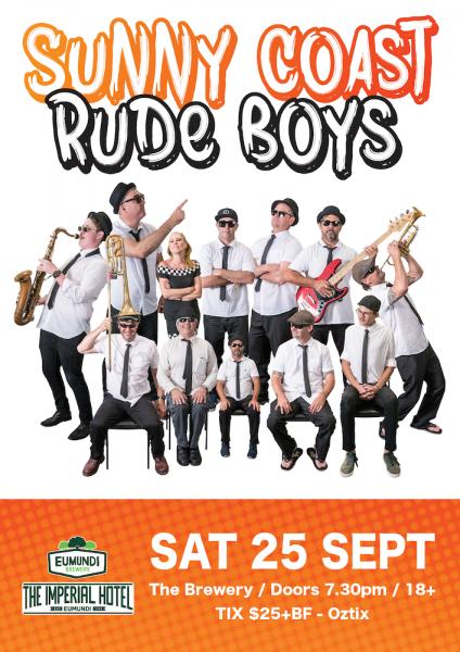 Sunny Coast Rude Boys