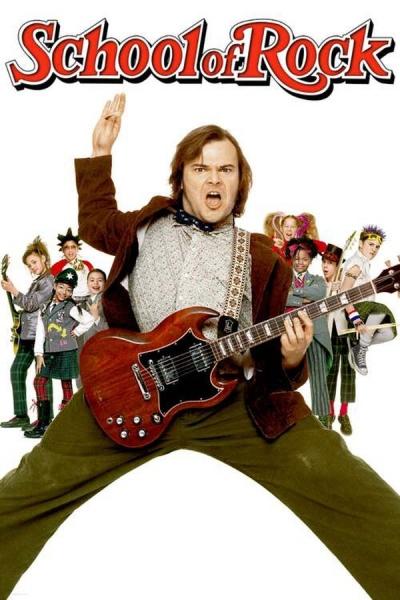 Boutique Cinema - School Of Rock