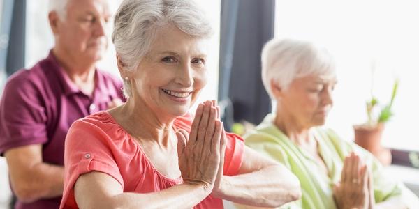 🪑chair Yoga