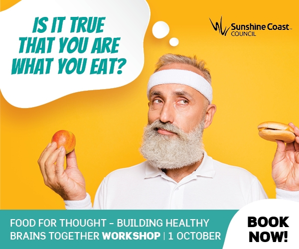 Food For Thought-creating Healthy Brains