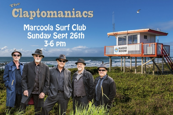 The Claptomaniacs At Marcoola Surf