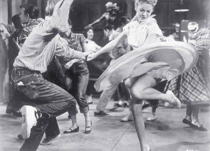 Rock N Roll / Swing Class With Ray Ivory